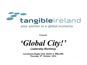 #Tangible14, Dublin